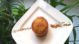 Spiced Carrot Cup Cake