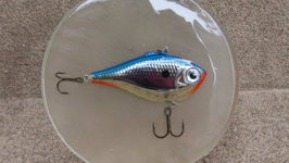 Fishing Lure Coaster Craft Tutorial Father's Day