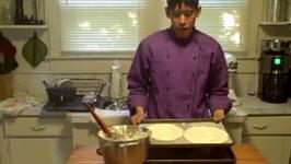 Almond Japonaise Part 2- Preparation