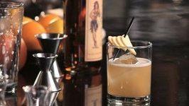How to Make a Treacle Cocktail