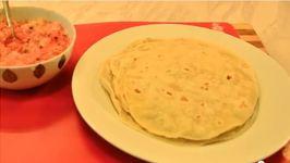 Home  Made Tortilla