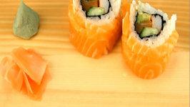 Alaskan Sushi Rolls