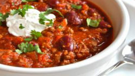 Healthy Version Of Home Made Chili