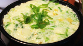 Asian Fluffy Hot Steamed Eggs