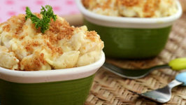 Mac n Cheese by Tarla Dalal