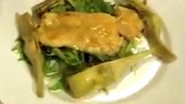 Chicken in Wine Cream Sauce
