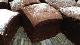 TBT Irish Cream Brownies