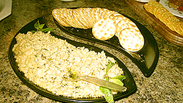Thai Chicken Dip