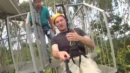Davao Zipline at Eden Nature Park and Resort (Philippines)