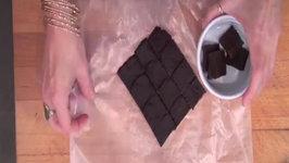 Guilt-Free Homemade Dark Chocolate