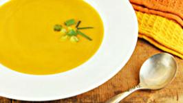 Cook Along Butternut Squash Soup