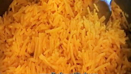 Indian Style Turmeric Vermicelli Rice