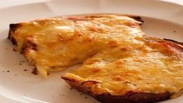 Onion Cheese Puffs