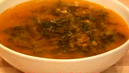 Mexican Chard Soup