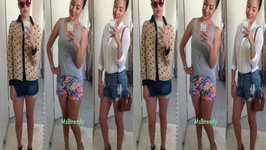 Summer Lookbook 2013: Everyday Outfits