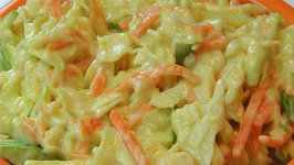 Betty's Apple Cabbage Coleslaw