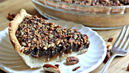 Chocolate Pecan PieUltimate Thanksgiving Pies