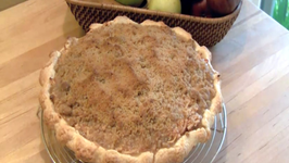 Grated Apple Pie Sweet World 6