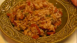 Betty's Peppery Jumpin' Jambalaya