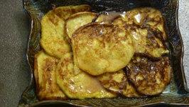 Paleo Diet (Caveman Diet) Banana Pancakes