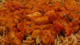 Betty's Tomato Basil Chicken Casserole