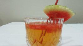 Sunrise Summer Cocktail with Desi Twist