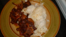 Tasty Jamaican Oxtail Part 2