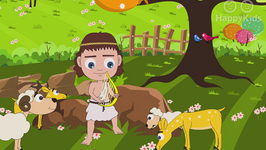 Episode-63-David And His Harp-Bible Stories for Kids