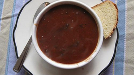 Cuban Black Bean Soup