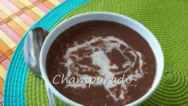 Chocolate Rice Porridge