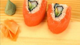 Hawaiian Sushi Rolls