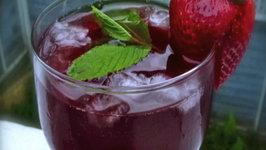 Berries Summer Drink