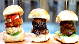 3 Yummy Meatball Sliders