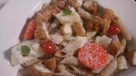 Bay City Grill Valentine's Day Special Chicken Giardiniera