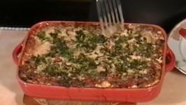 Zucchini Lasagna without Noodles