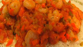 Betty's Saucy Shrimp Creole