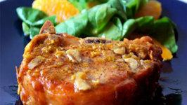 Pork Kebab with Honey and Orange