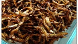 TBT Korean Anchovies Side Dish