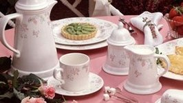 Table Setting For Afternoon Tea & Table Setting For Afternoon Tea by yummytummy | ifood.tv