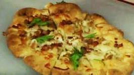 APair of Gourmet Pizzas