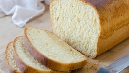 Easy Homemade Sandwich Bread Made from Scratch
