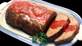 Quick and Simple Meatloaf