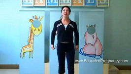 New Moms And C-Sections - Warm Up Exercise