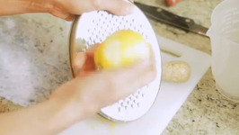 Tips To Zest a Lemon