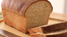Microwave Whole Wheat Bread