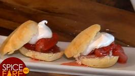 Luscious Strawberry Shortcake