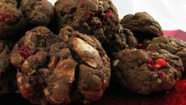 Chocolate Jubilee Cookies