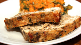 Cottage Cheese Meat Loaf