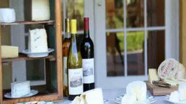 Cheese and Wine at Parties, Dinner Tips on Temperature, Selecting, Cutting and Food Pairings