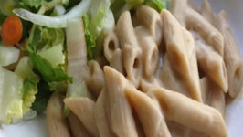 Not Alfredo Pasta Dinner